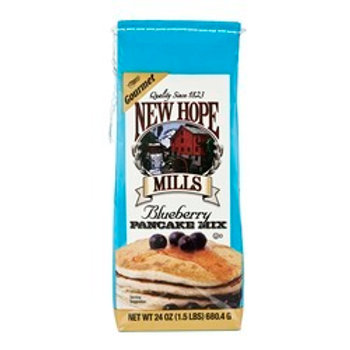 New Hope Blueberry Pancake Mix