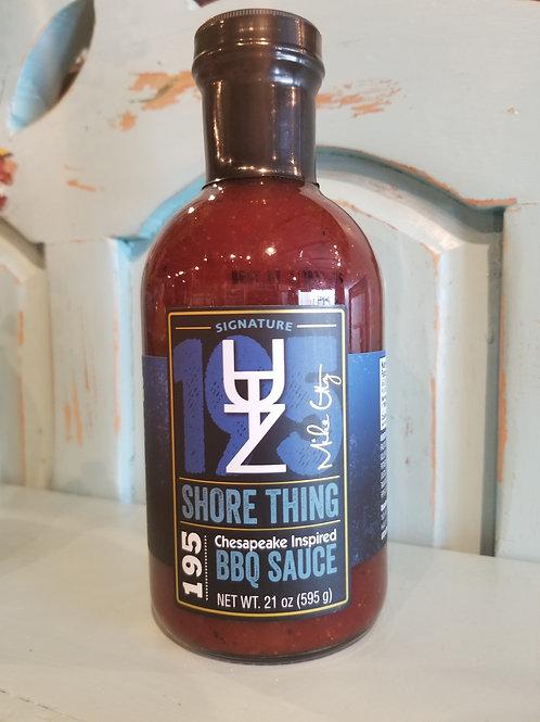 UTZ 195 Shore Thing BBQ Sauce