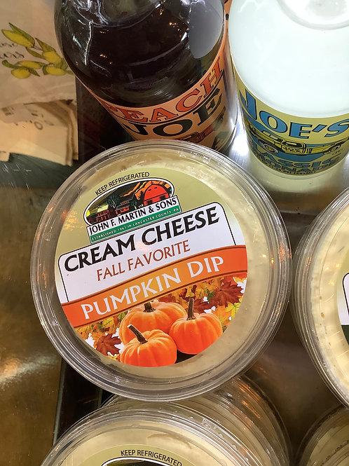 Pumpkin Dip Cream Cheese Dip
