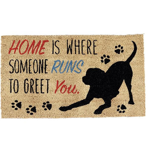 Dog Outdoor Door Mat