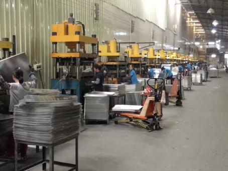 Full produksjon i Kina etter koronautbruddet