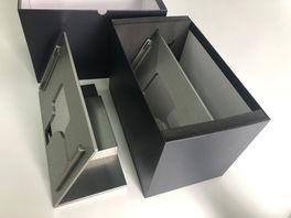Komplett alu kit med emballsje