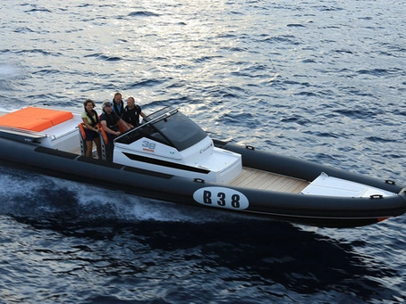 Aluminiums stoler til Goldfish Boat