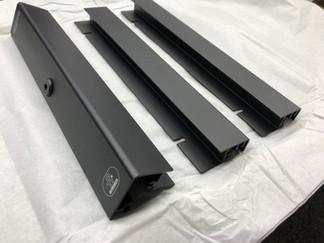 Aluminum extrusion by NewTracks