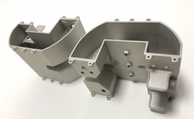 CNC machined aluminum by NewTracks