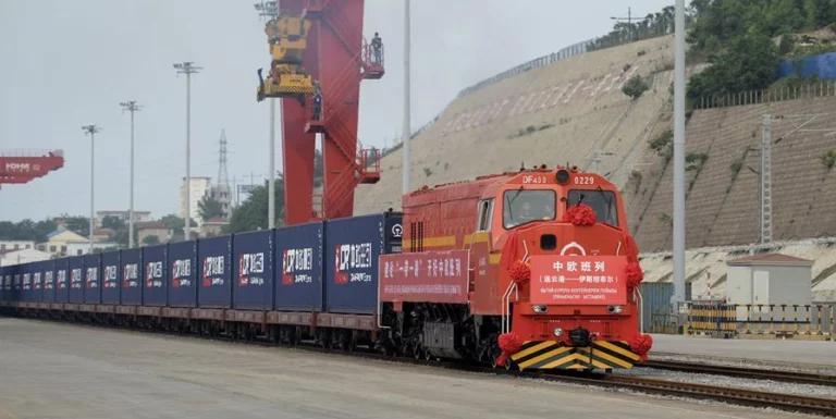 Tog er fremtidens transportløsning fra Kina