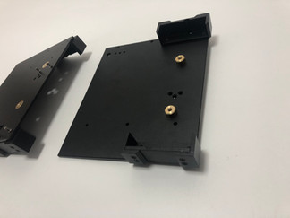 Machined components for electronics