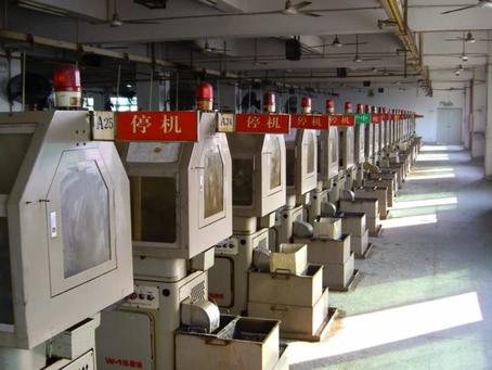 Produksjon i Kina
