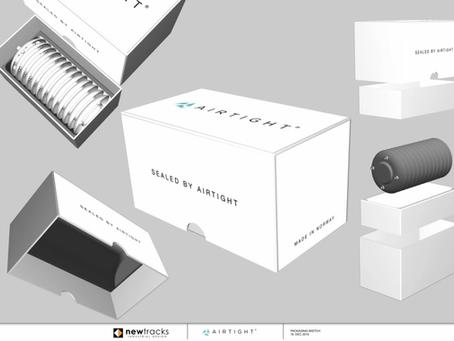 Emballasje til Airtight