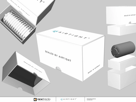 Packaging for Airtight