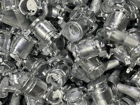 Effektiv produksjon med støpt aluminium