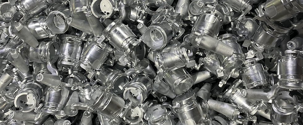 NewTracks die casting aluminum