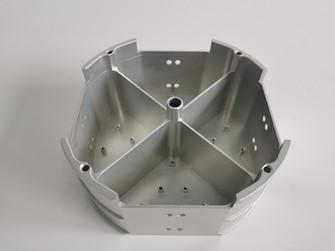 Advanced CNC machining