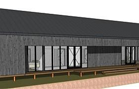 Modern barn home - Mangrove Mountain - Central Coast - NSW