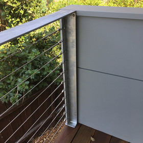 Wire rope balustrade and Matrix