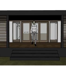 Verandah/deck addition - North Shore - NSW