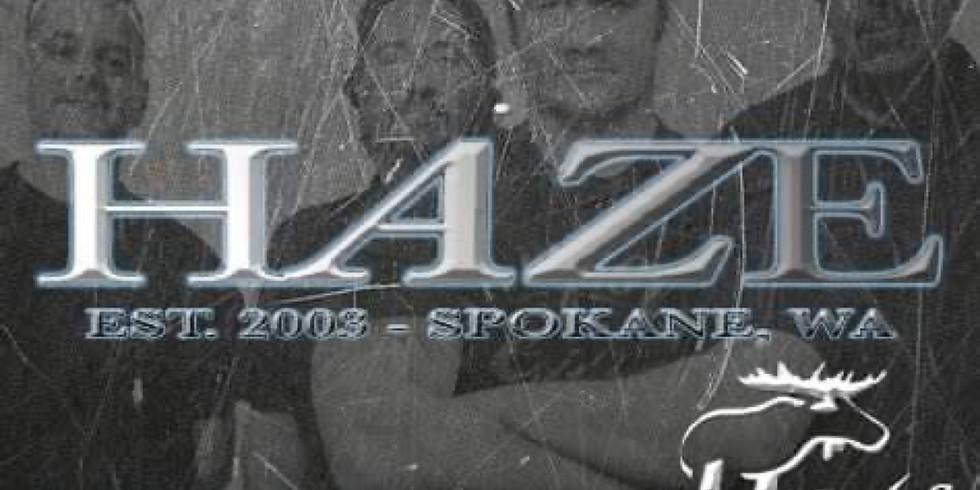 Haze Live at the Moose!