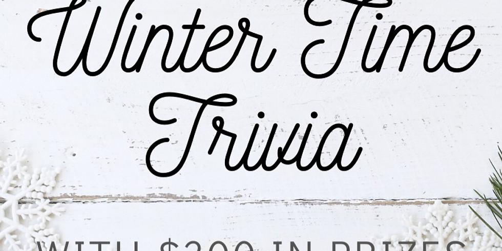 Winter Time Trivia!