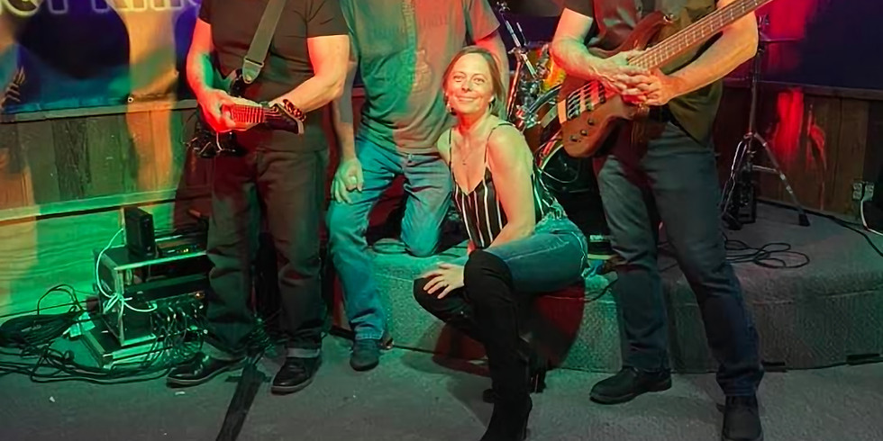 Heather King Band Live at the Moose!