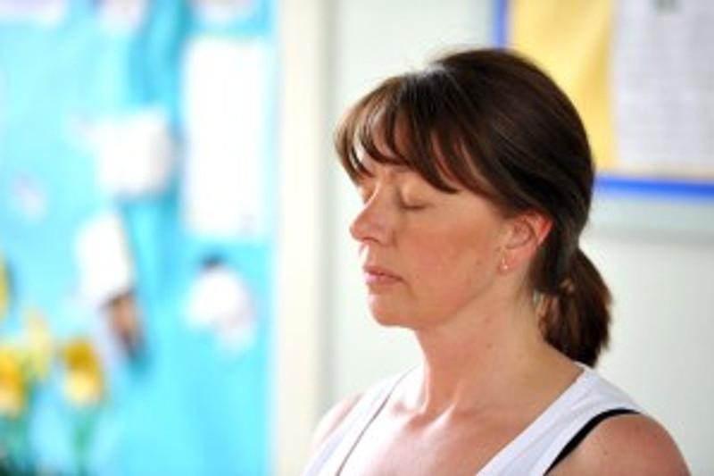 Practise stillness