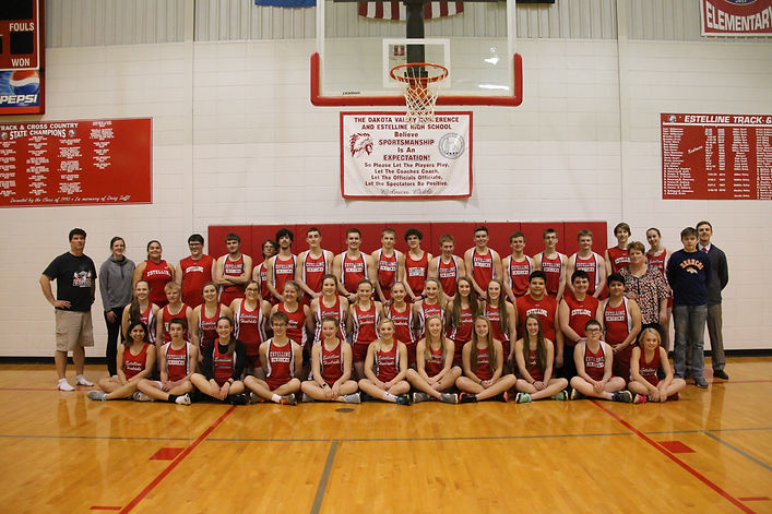 17-18 Redhawk Track and Field