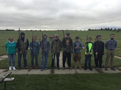 18-19 Trap Shooting