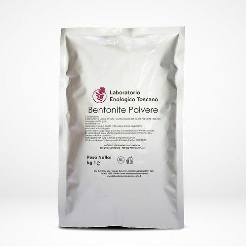 Bentonite LET Polvere std