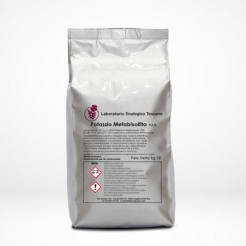 Metabisolfito di Potassio