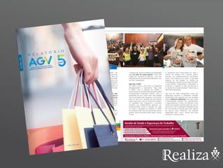 Relatório da AGV - 5 Anos