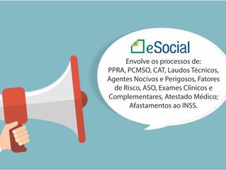 eSocial: conheça os layouts específicos de Saúde e Segurança do Trabalho
