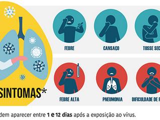 Grupo de Risco do Covid-19 – doença causada pelo Coronavírus 19