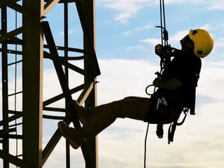 Trabalhos em Altura: 8 Medidas Preventivas Contra Acidentes