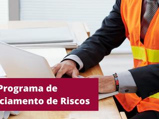PGR - Programa de Gerenciamento de Riscos