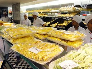 A segurança e a higiene obrigatórias para padarias e rotisserias