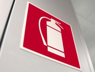 Manual da sinalização de segurança contra incêndios e pânico