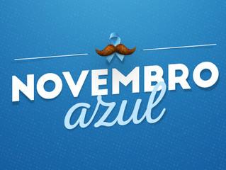 Novembro Azul chama atenção da população para o câncer de próstata