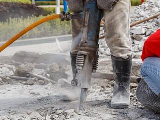 Vibração ocupacional pode causar sérios danos à saúde do trabalhador