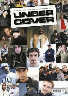 Excalibah - Undercover Magazine (front cover)