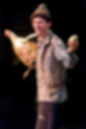 David Moorst in Into The Woods