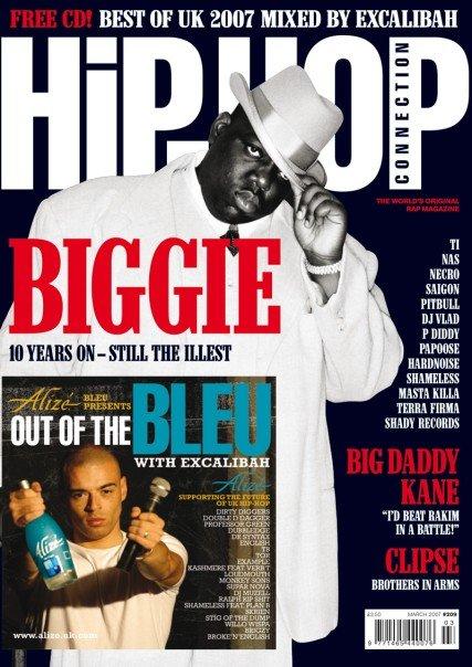 Out of the Bleu Excalibah Hip Hop