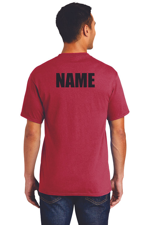 Cousion DL t shirt with name