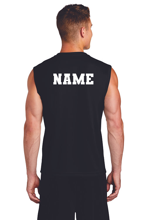 McNeil Band sleevless Tank with name