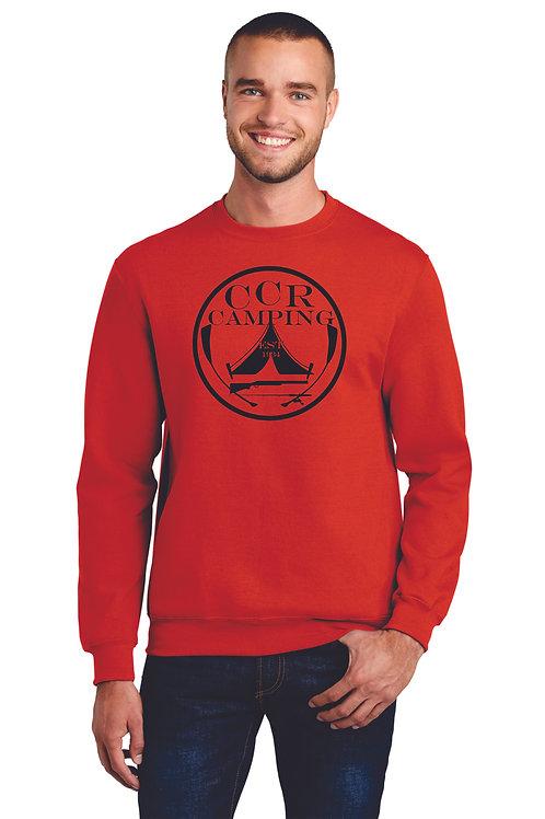 CCR Camping Core Fleece Crewneck Sweatshirt