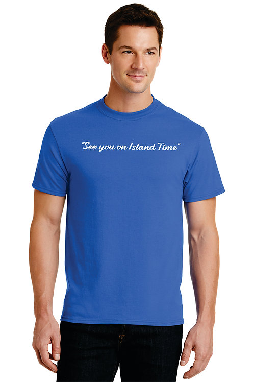 See you on Island Time T shirt