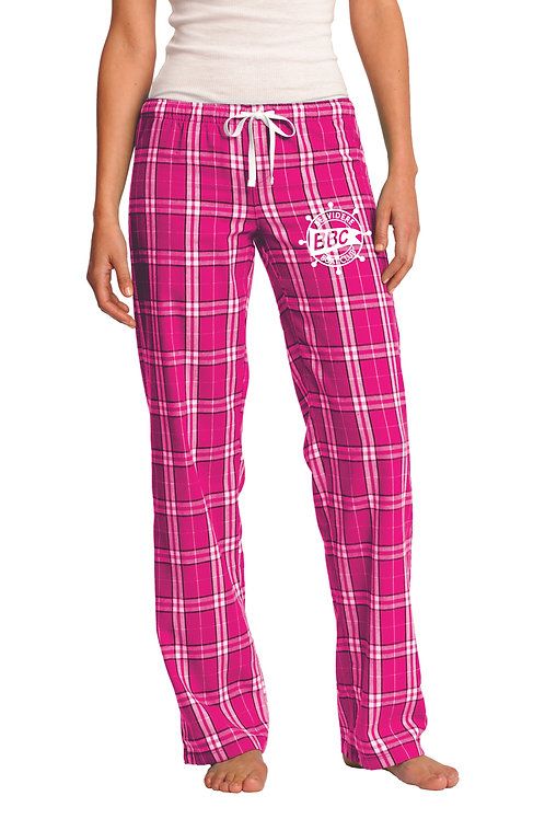 Woman's BBC Plaid Pants