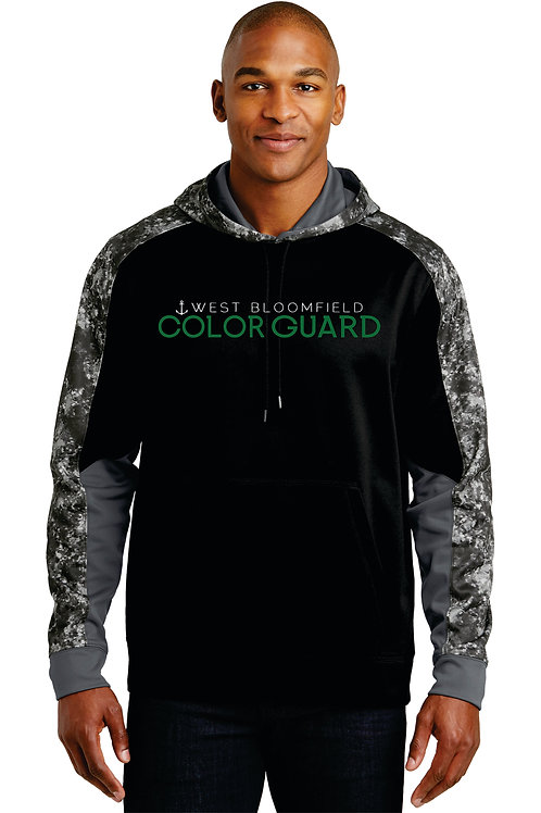 Color Guard Mineral Freeze Hoodie