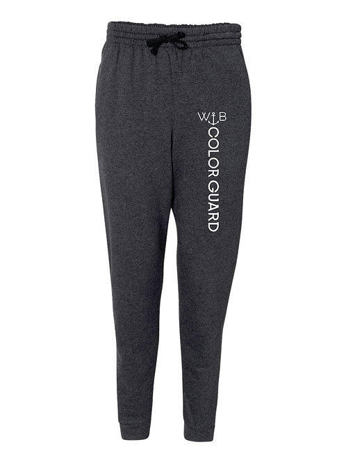 Color guard Jogger Pants