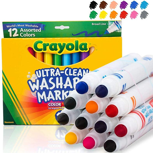 Washable Markers!!