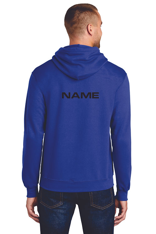RMS Band Hoodie with Name