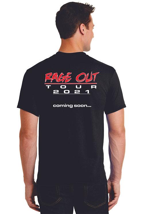 RAGE OUT TOUR T Shirt